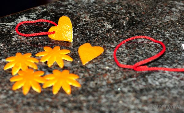 DIY Halos Mandarin Ornaments and Garland Decorations #HalosFun