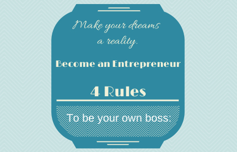 4 Rules to be your Own Boss and $700 Amway Giveaway #SomosAmway