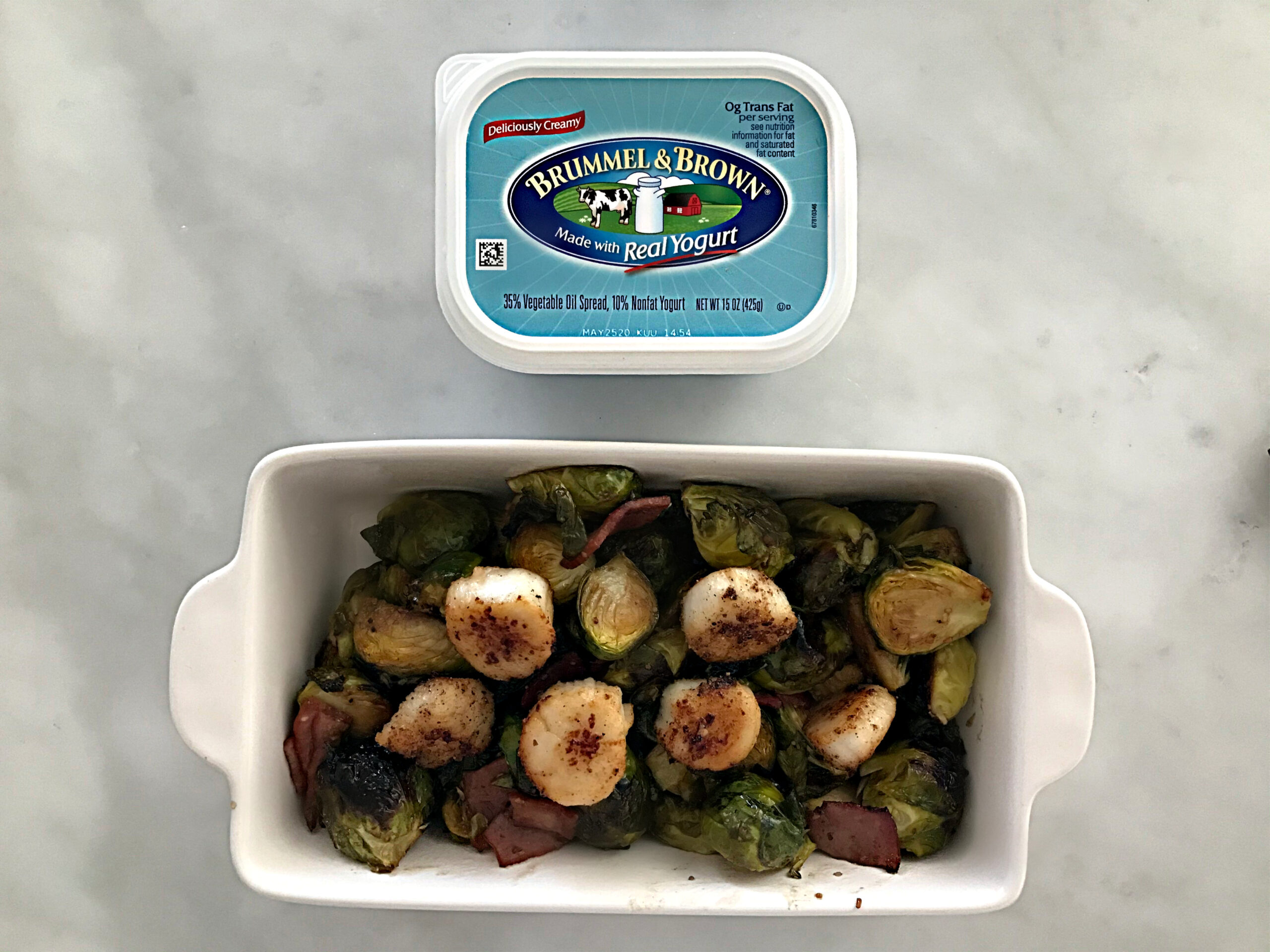 glazed roasted brussels sprouts recipe