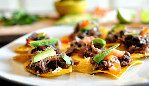 Lamb Barbacoa Nachos Crock Pot Recipe Mountain States Rosen