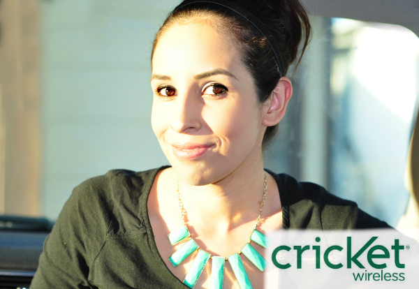 Thrilled To Announce My Partnership with Cricket Wireless ‪#‎VidaConCricket‬