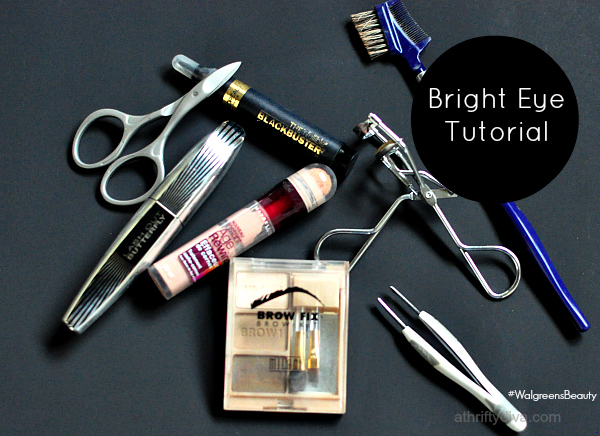 Makeup Tips Bright Eyes Makeup Tutorials #WalgreensBeauty #CollectiveBias