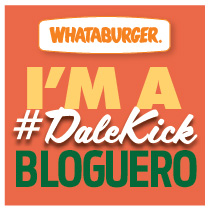 Whataburger Monterey Melt Bloguero Mixer #DaleKick
