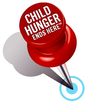 child hunger ends here campaign #childhunger