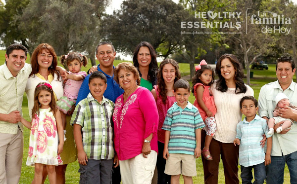 La Familia De Hoy Meet the Jiménez family #LaFamiliaDeHoy