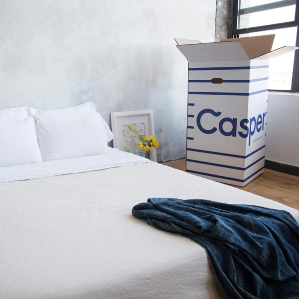 room-box casper mattress