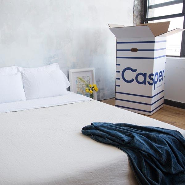 room-box casper mattress