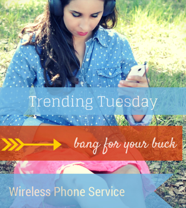 Trending Tuesday: Bang for your Buck Wireless Phone #VidaConCricket