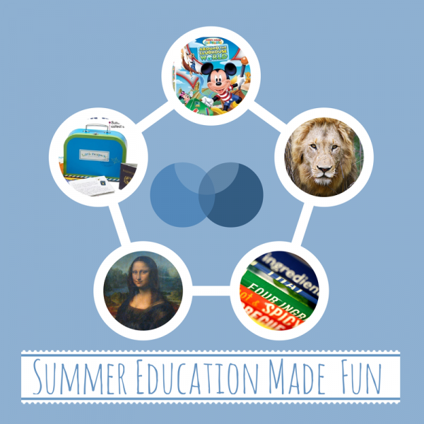 5 Educational Summer Fun Tips for Kids