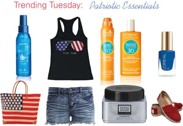 Trending Tuesday: Patriotic Essentials