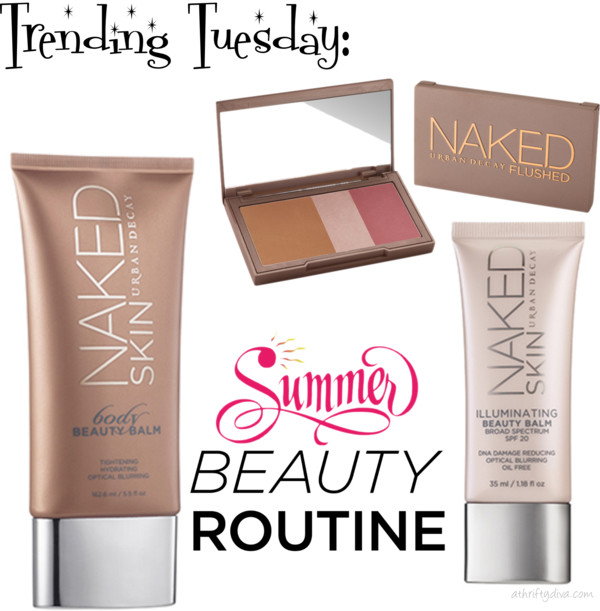 Trending Tuesday: Summer Beauty by Urban Decay