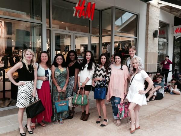H&M San Antonio Grand Opening