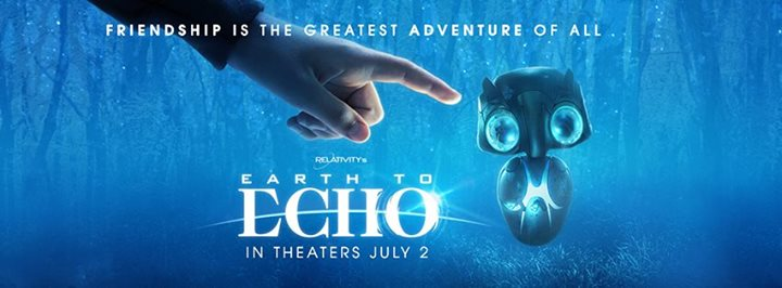 Earth To Echo Review #EarthToEcho