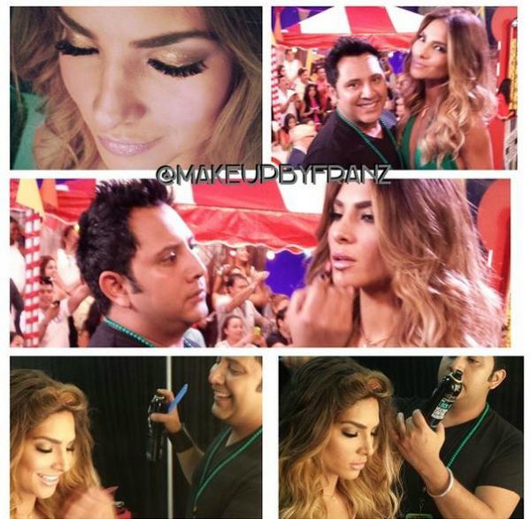 MakeupByFranz-1jpg How To Recreate Alejandra Espinoza's Look Premios Juventud