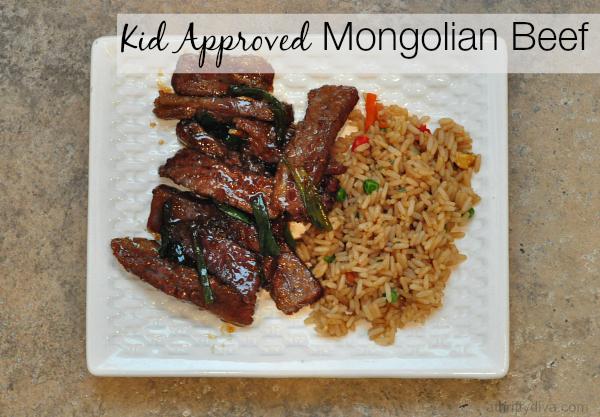 kid approved mongolian beef recipe kikkoman recipe