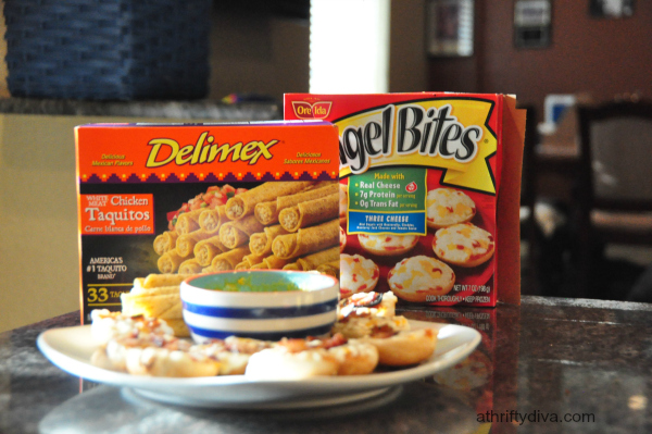 delimex bagel bites