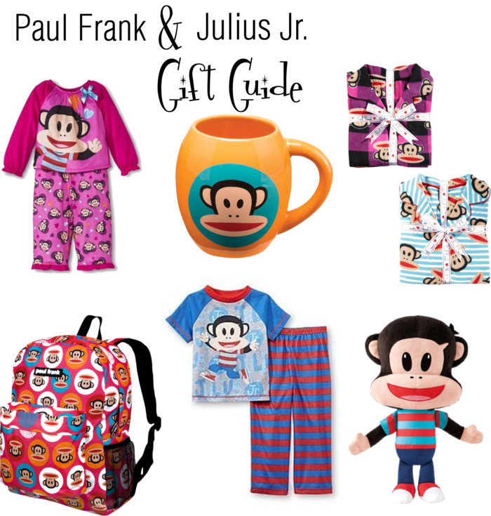 paul frank and julius jr. gift guide 2014