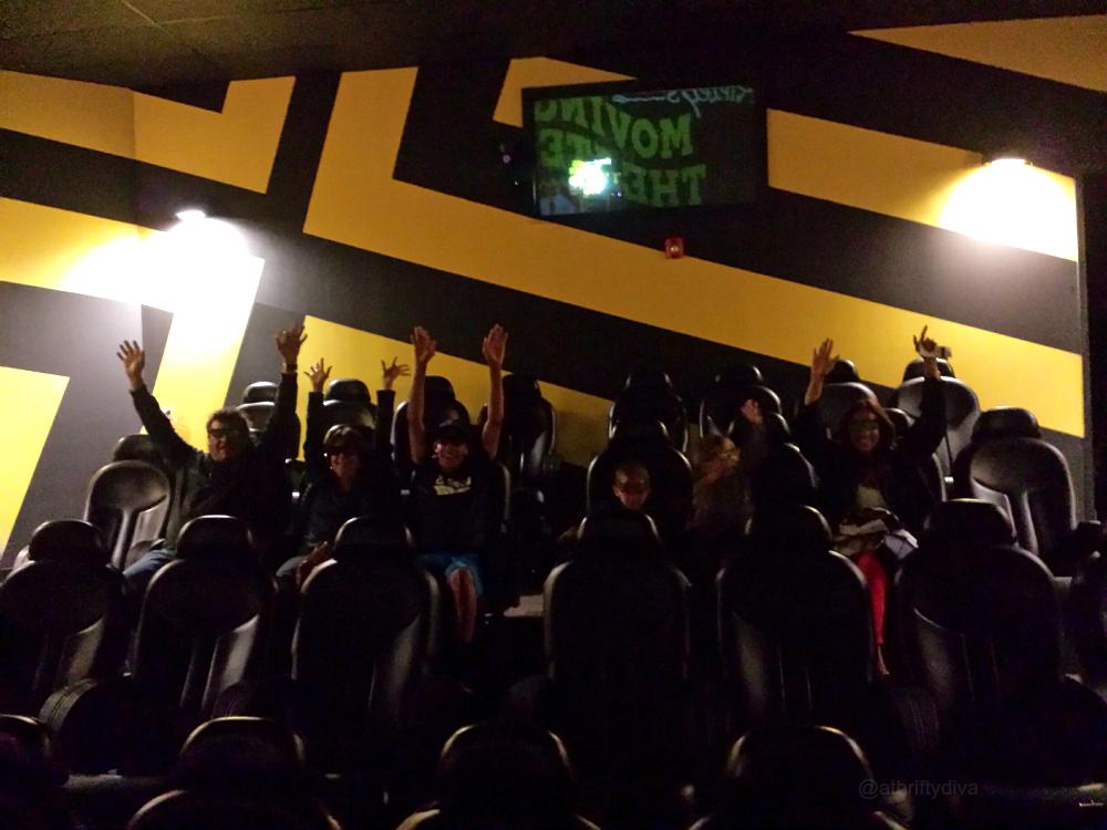 ripleys 4d movie theater