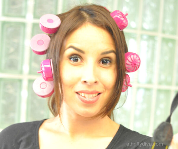beauty tools from Conair the Infiniti Pro by Conair Secret Curlers