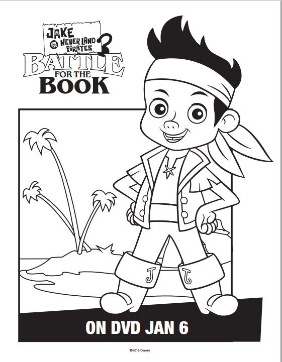 jake and the neverland pirates battle for the book