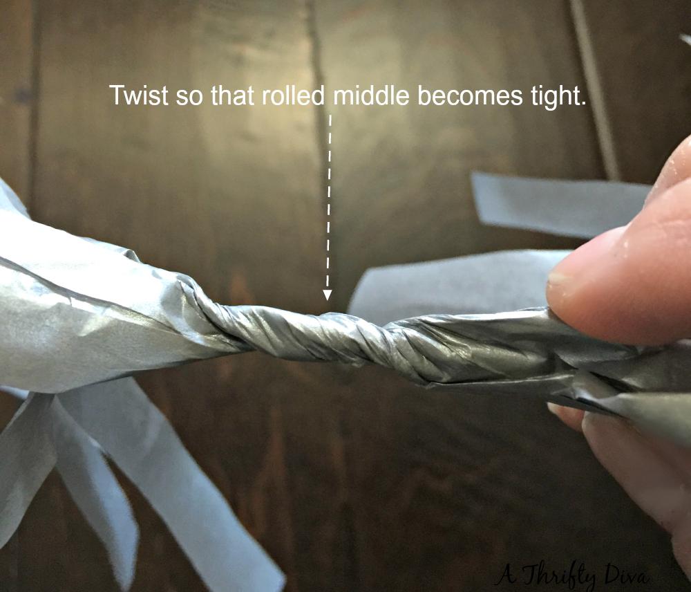 twist middle