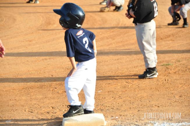 Brody baseball game