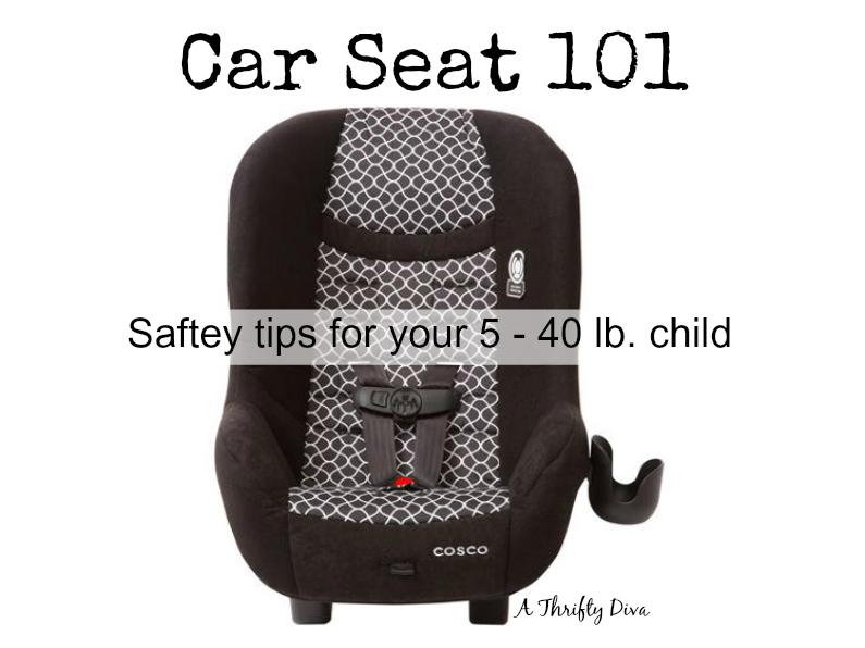 car seat 101 cosco car seat