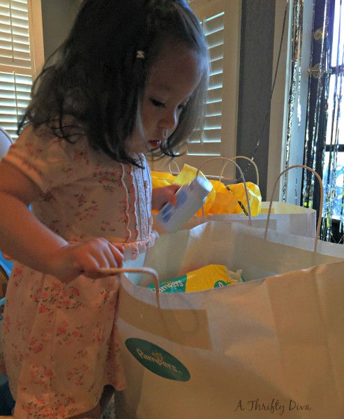 pampers gifts