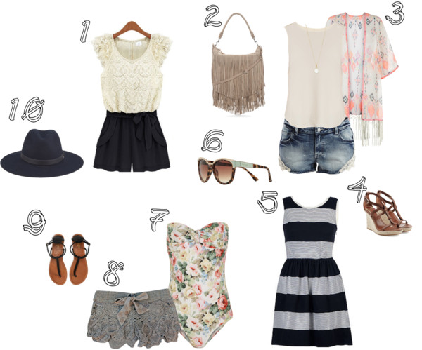 10 spring trends every girl needs in her wardrobe