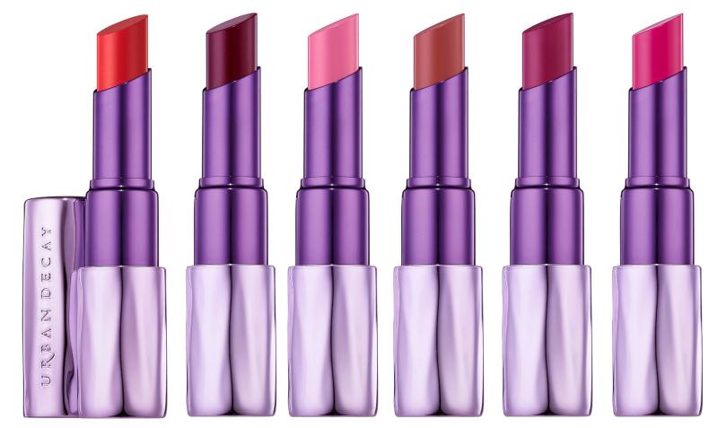Sheer Revolution Lipstick - Group Shot