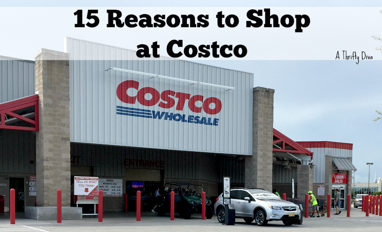 15 reasons to shop at Costco