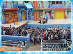 Texas Bloggers Promotional Media Team Sea World San Antonio AdventureCon