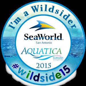 Wildside15 seaworld san antonio ambassador