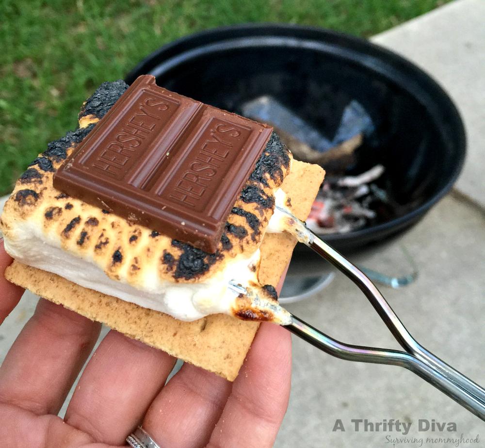 Hershey's S'mores Summer Fun Traditions #VeranoHersheys #MVculture
