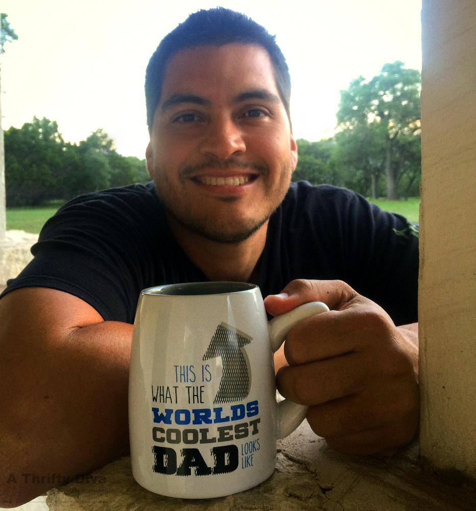 world's coolest dad Target #SinTraducion