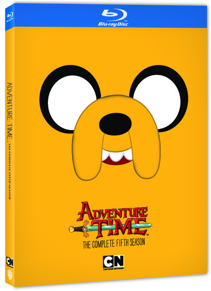 Adventure Time the Complete Fifth Season