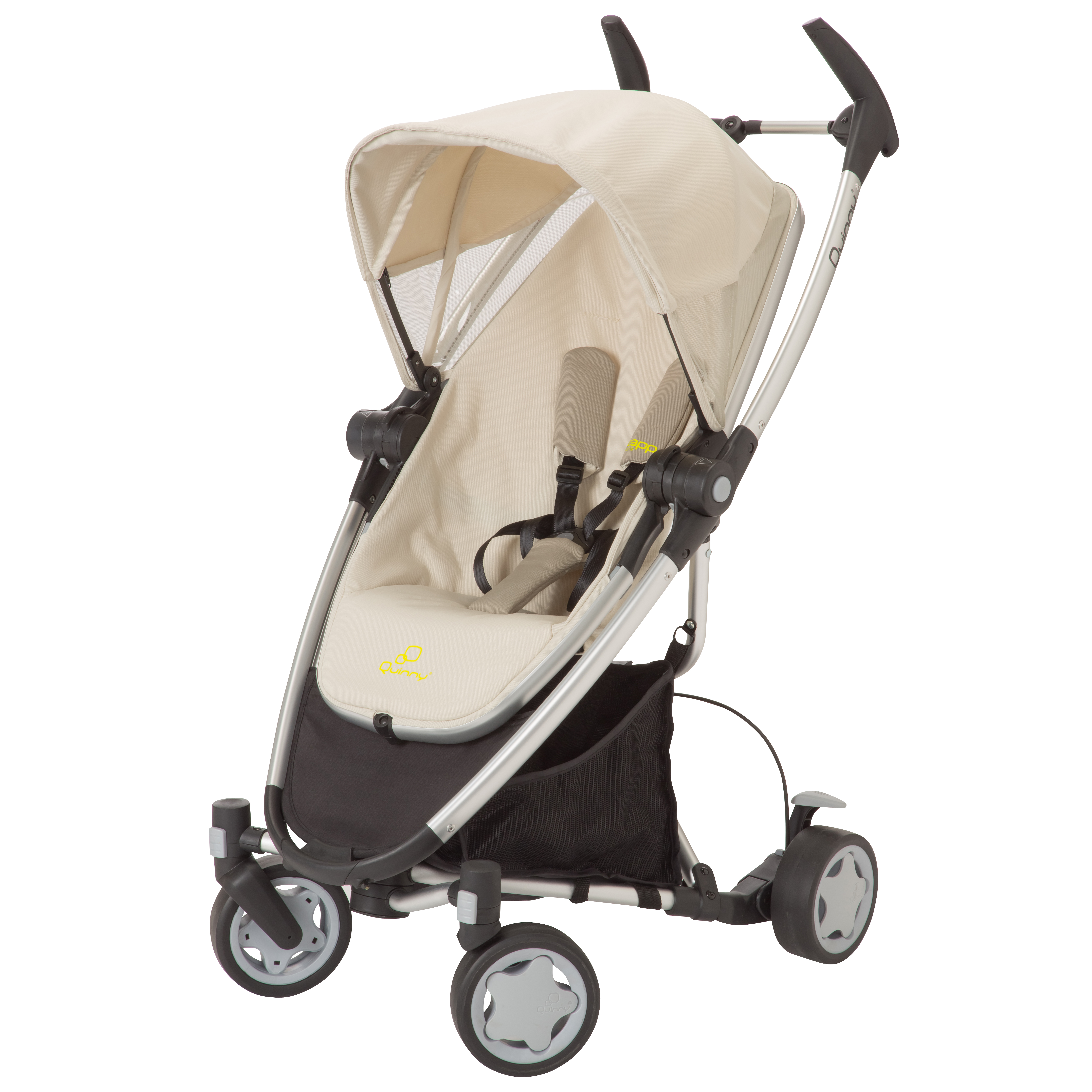 The Best Deal on the Stylish Quinny Zapp Xtra Stroller Quinny Zapp Xtra beige