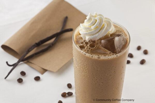iced coffee community coffee