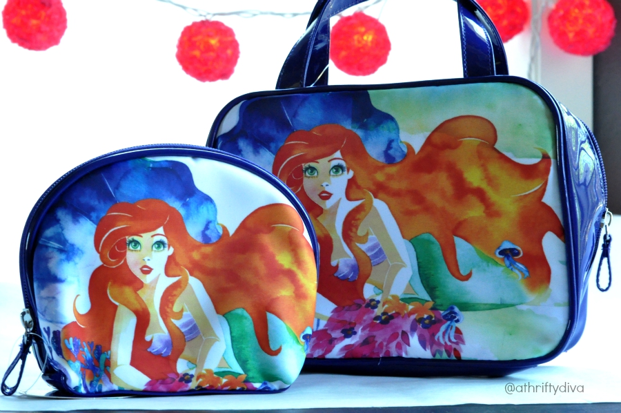 LONDON SOHO NEW YORK® teams up with Walgreens Disney collection of cosmetic bags