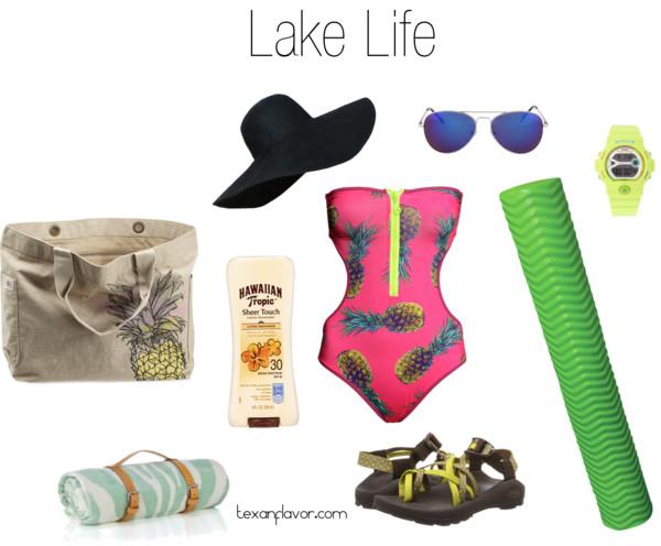 lake essentials