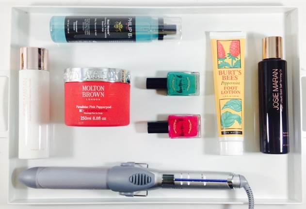 Josie Maran Summer Essentials Beauty Haul