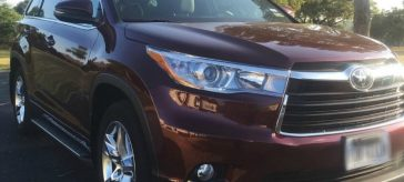 Review of the Toyota Highlander SUV AWD