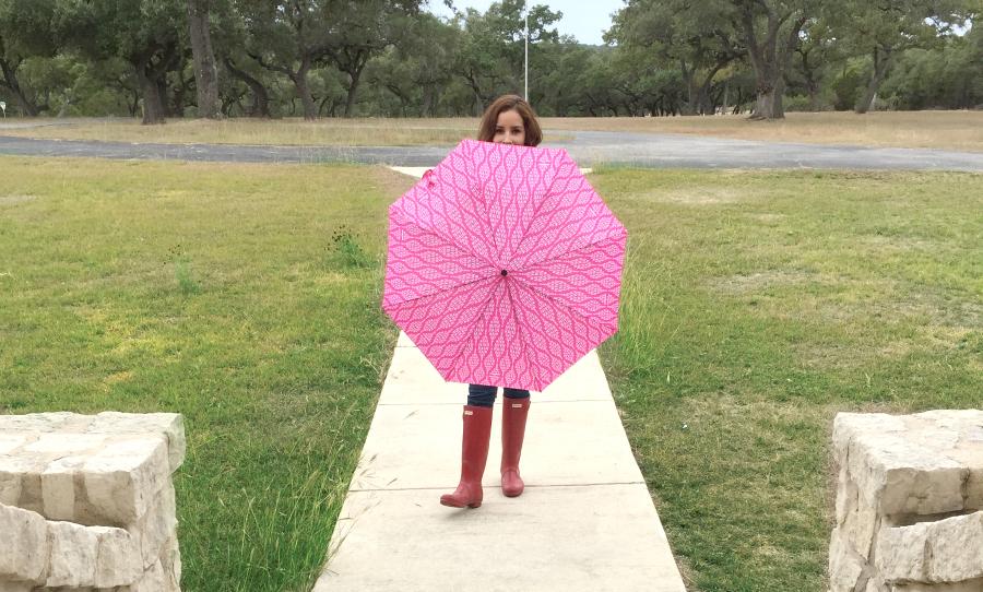 FabFitFun umbrella