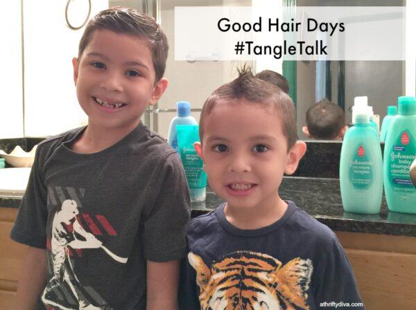 Good Hair Days #TangleTalk