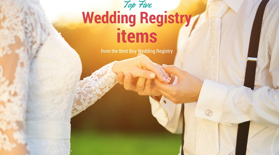 Wedding Registry best buy #BestBuyWedding