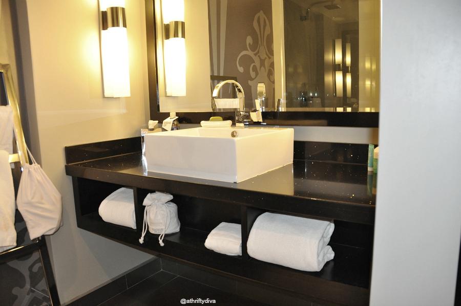 W hotel room midtown atlanta