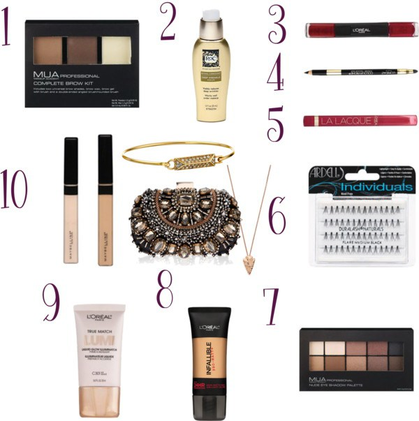 Top Drugstore Makeup Beauty Buys CVS Beauty Club
