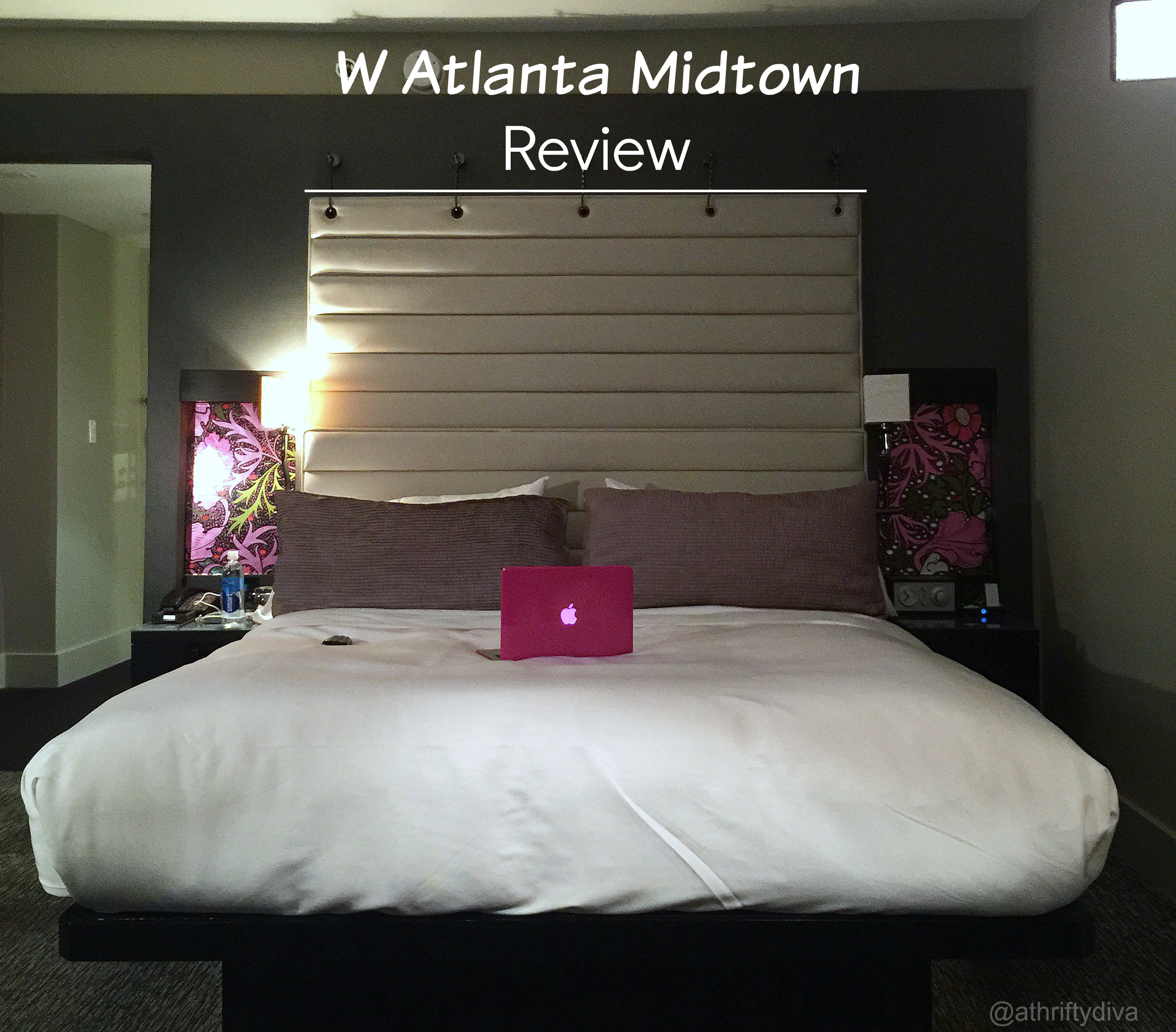 w atlanta midtown hotel review