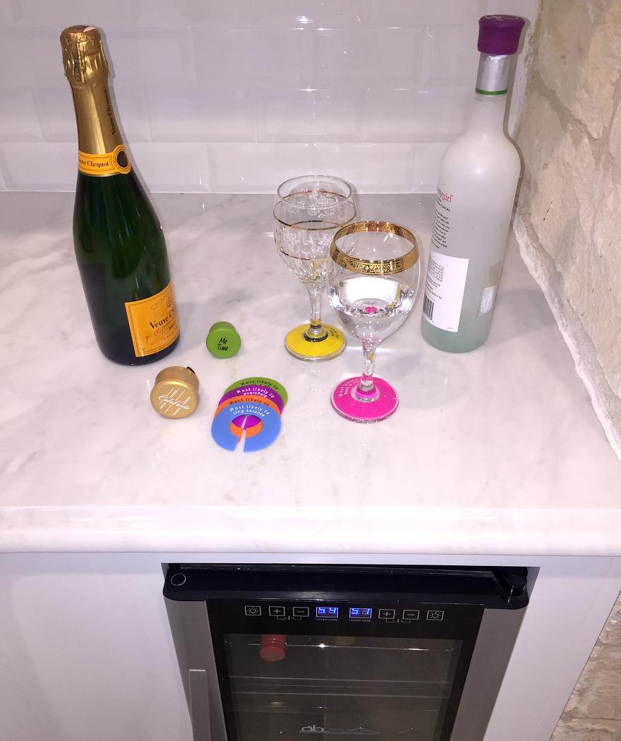 CapaBunga wine gift set
