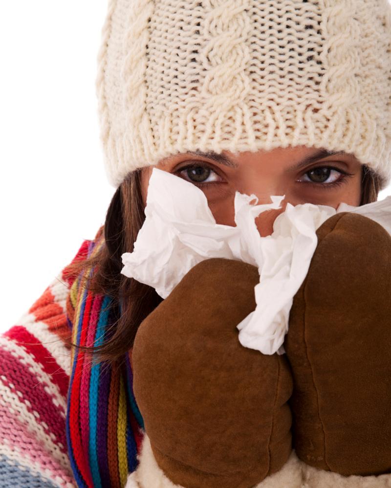 Winter Care Essentials #SpreadKleenexCare
